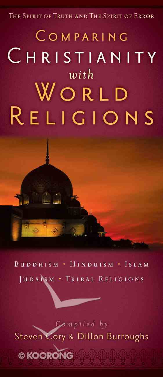 Comparing Christianity With World Religions eBook
