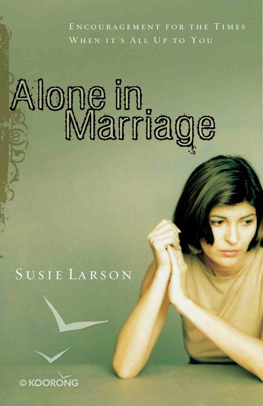 Alone in Marriage eBook