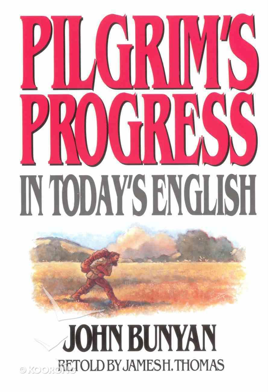 Pilgrim's Progress in Today's English eBook