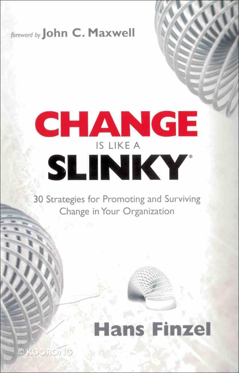 Change is Like a Slinky eBook
