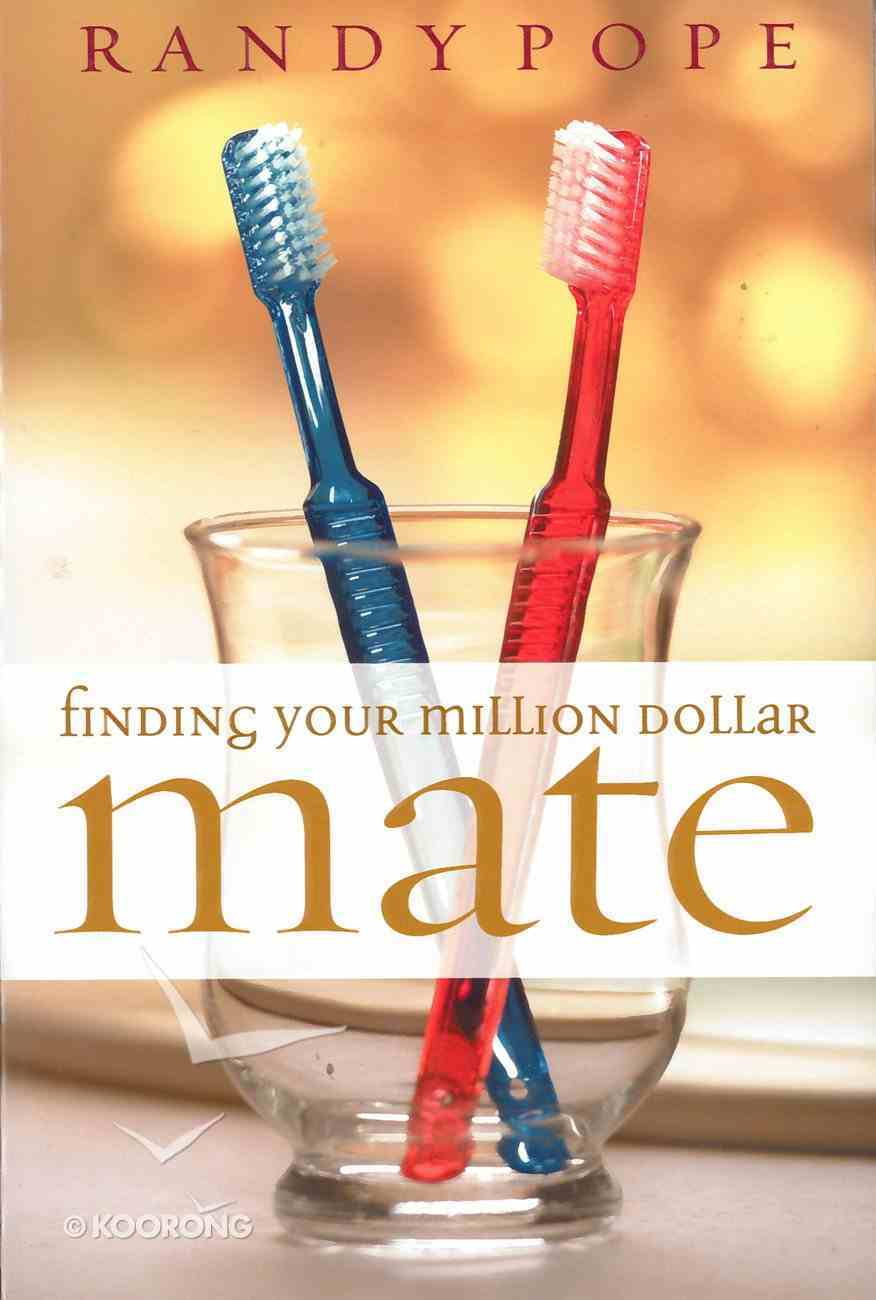 Finding Your Million Dollar Mate eBook