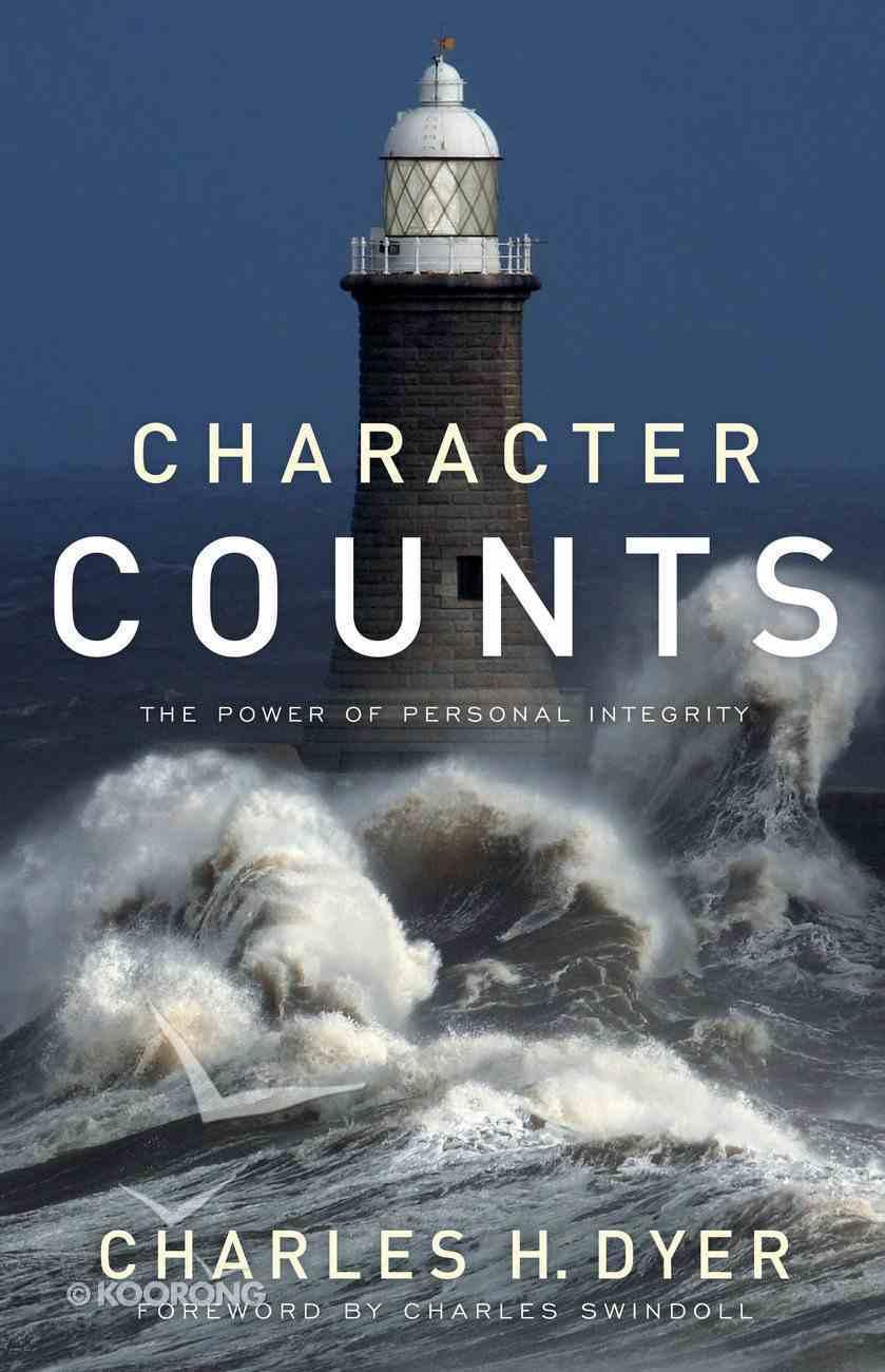 Character Counts eBook