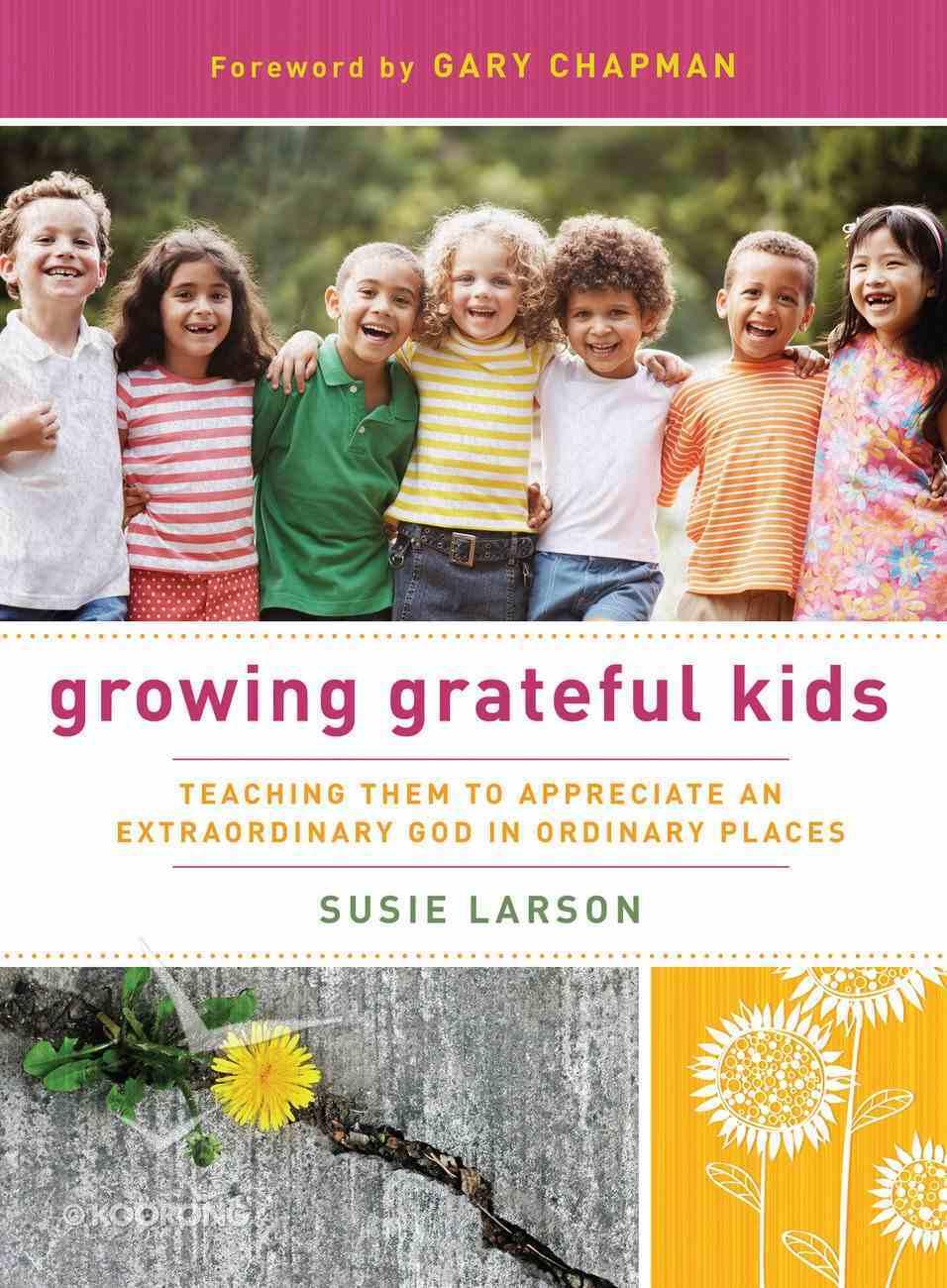 Growing Grateful Kids eBook