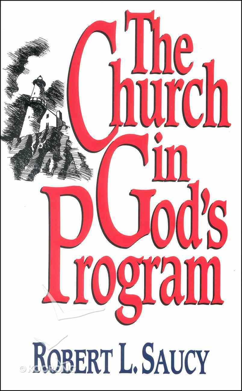 Church in God's Program eBook