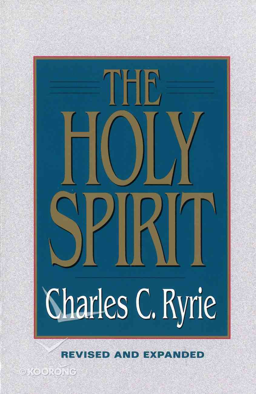 The Holy Spirit eBook