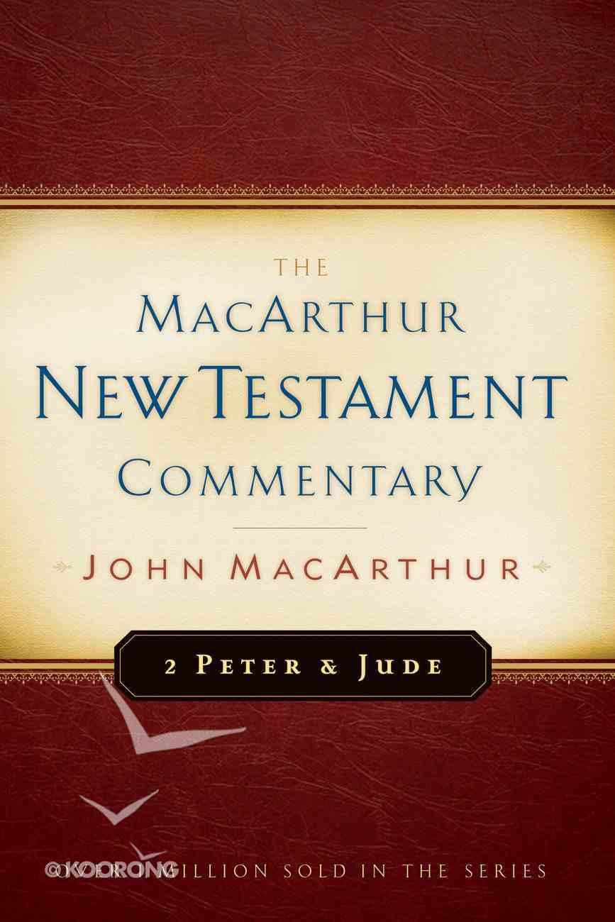 2 Peter & Jude (Macarthur New Testament Commentary Series) eBook