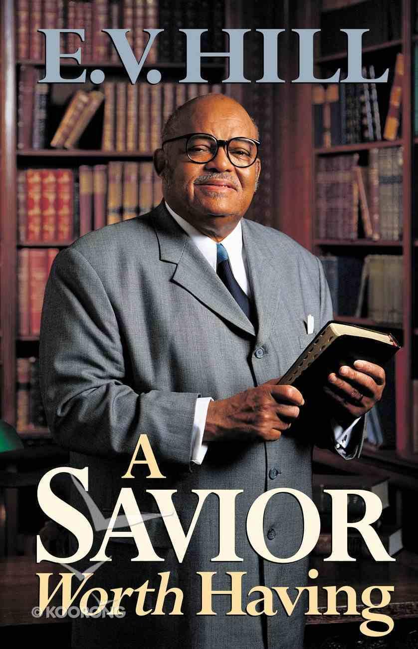 A Savior Worth Having eBook