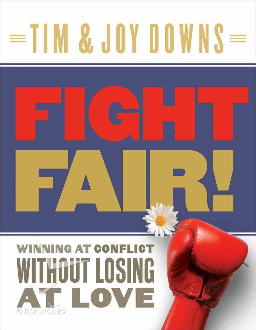 Fight Fair! eBook