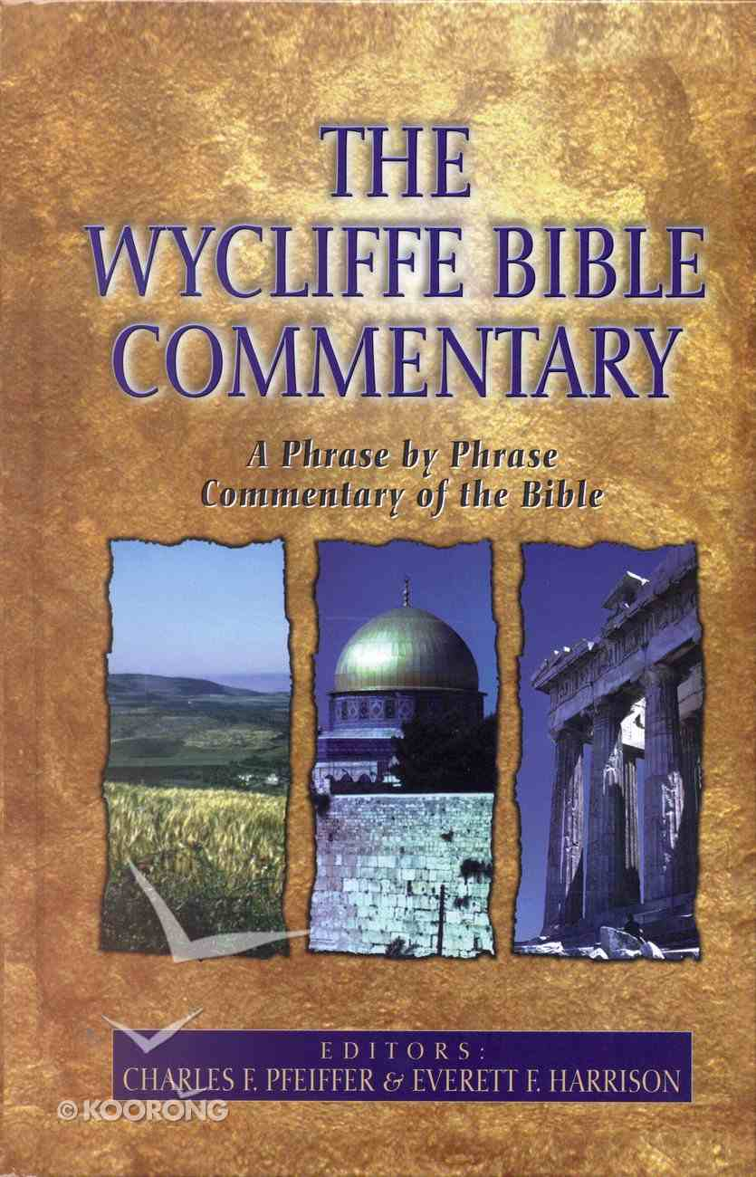 The Wycliffe Bible Commentary eBook