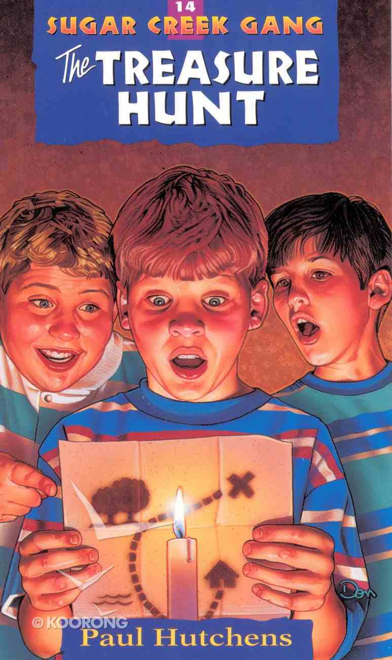 Treasure Hunt (#14 in Sugar Creek Gang Series) eBook