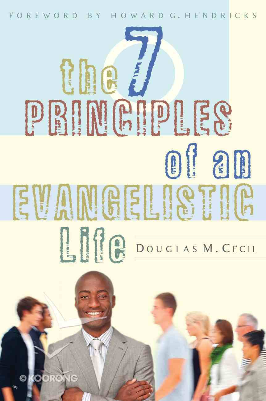 The 7 Principles of An Evangelistic Life eBook