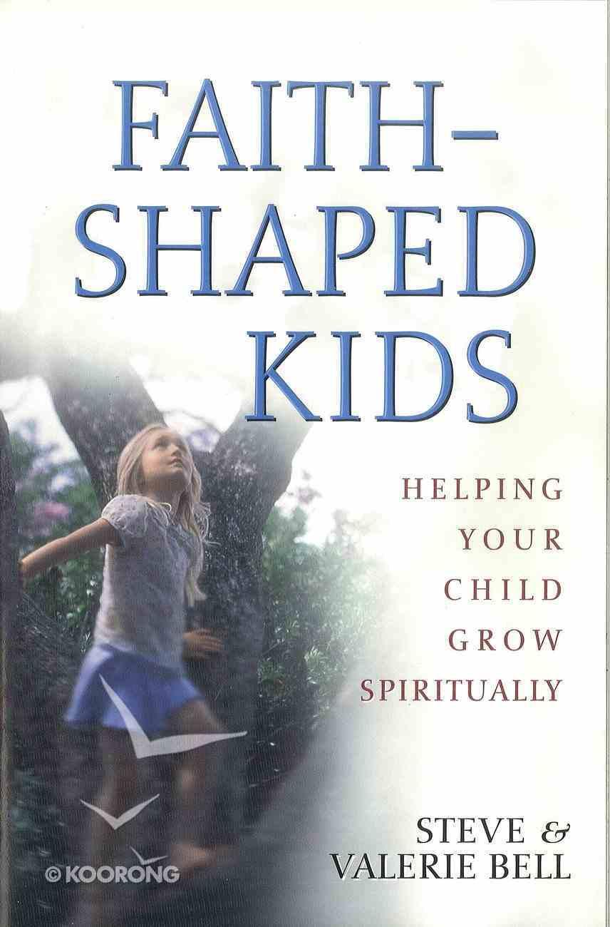 Faith Shaped Kids eBook