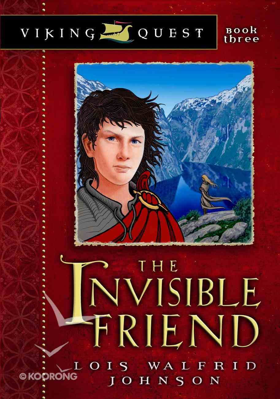 The Invisible Friend (#03 in Viking Quest Series) eBook