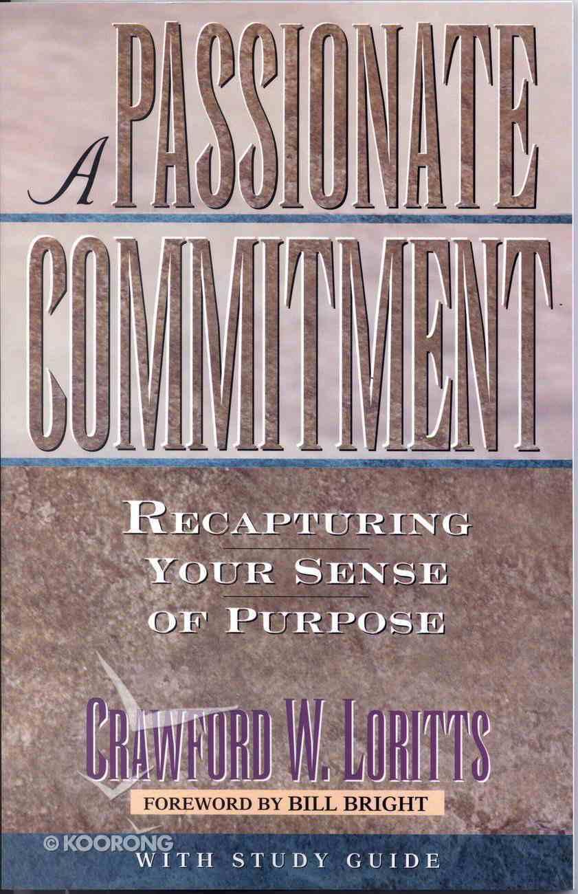 Passionate Commitment eBook