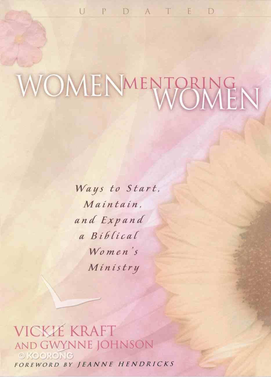 Women Mentoring Women eBook
