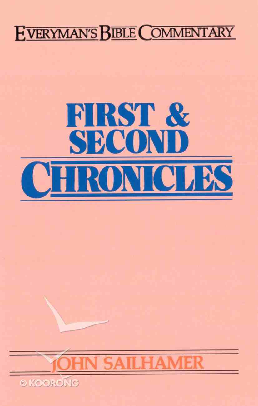 1&2 Chronicles (Everyman's Bible Commentary Series) eBook