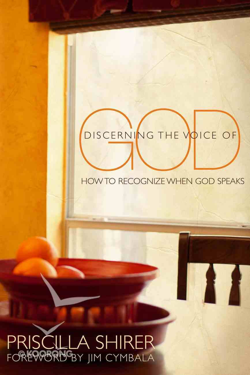 Discerning the Voice of God eBook
