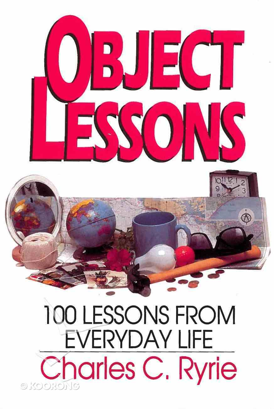 Object Lessons eBook
