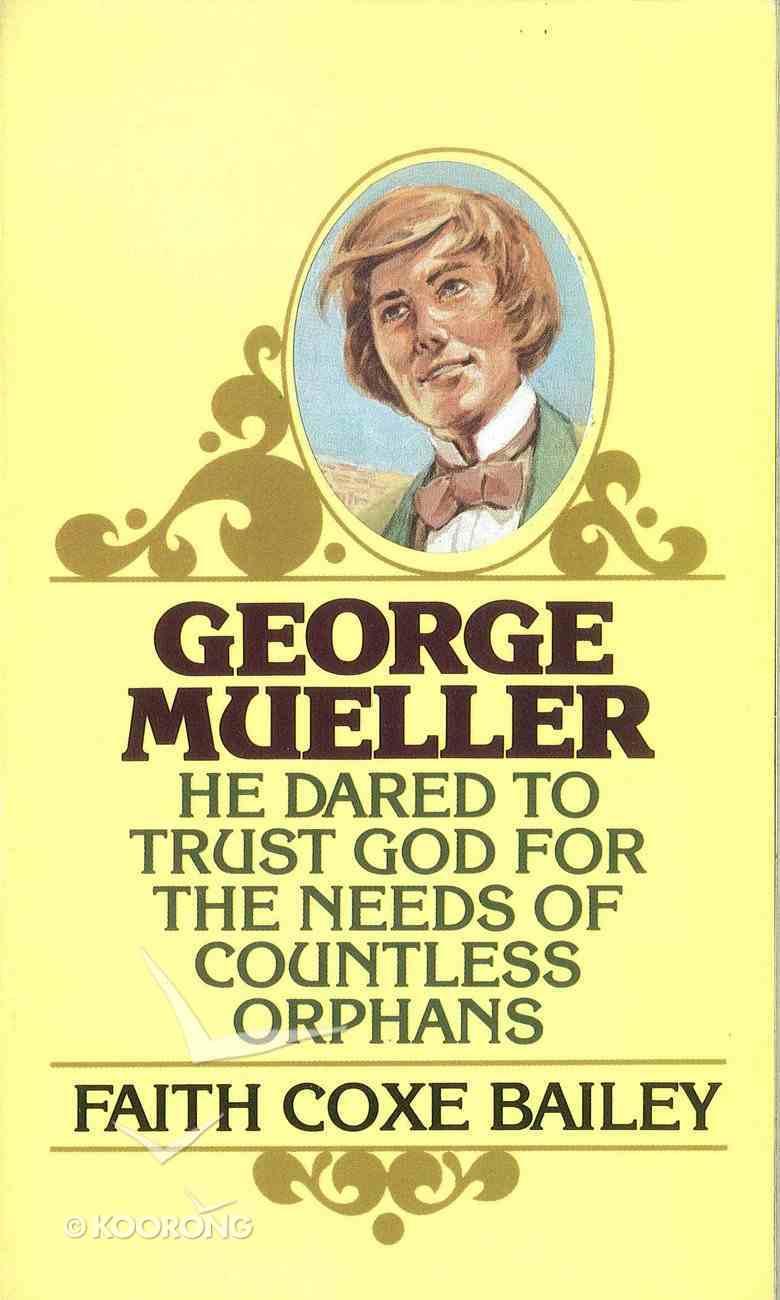 George Mueller eBook