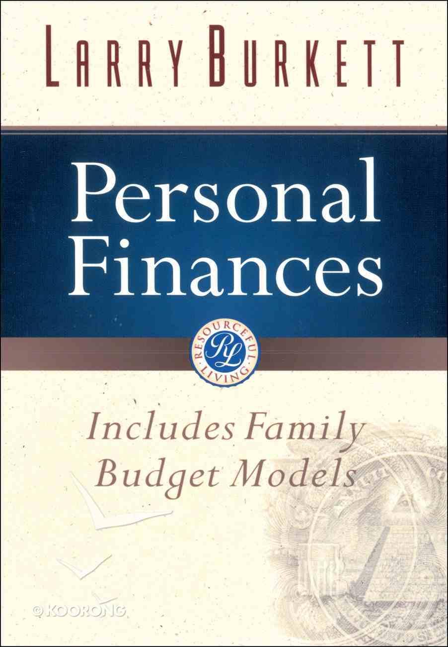 Personal Finances eBook