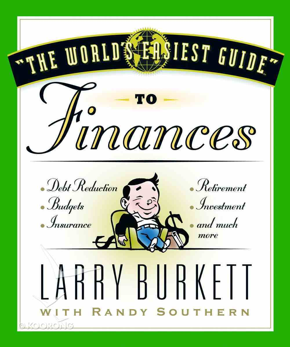 The World's Easiest Guide to Finances eBook