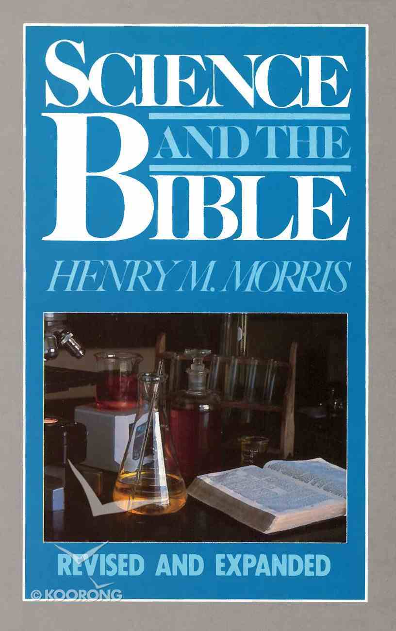 Science and the Bible (& Expanded) eBook