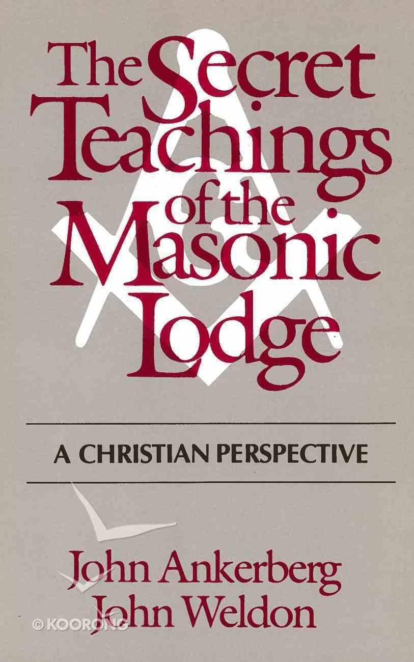 Secret Teachings of the Masonic Lodge eBook