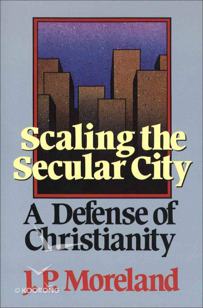 Scaling the Secular City eBook