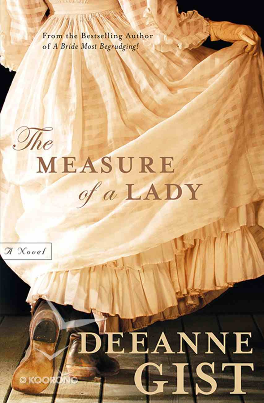 The Measure of a Lady eBook