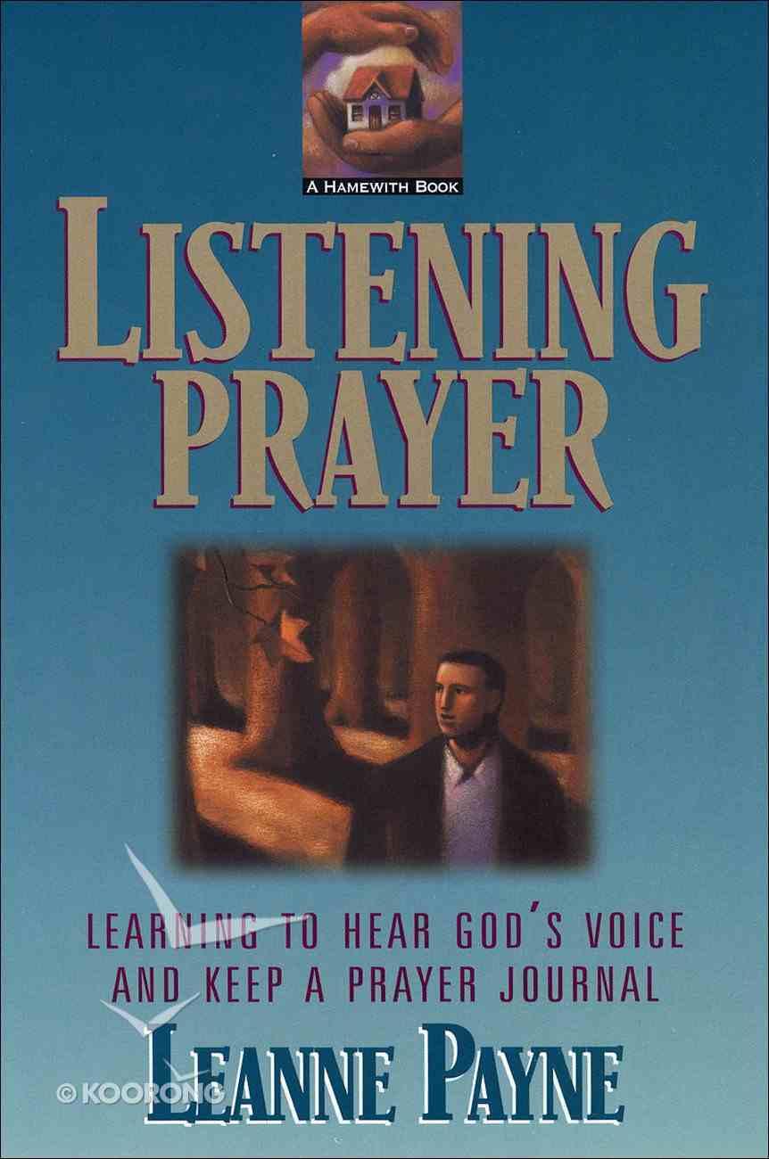 Listening Prayer eBook