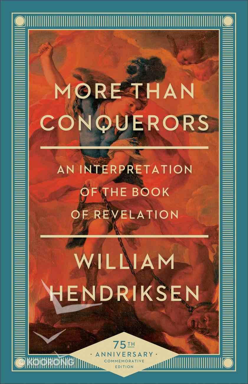 More Than Conquerors eBook