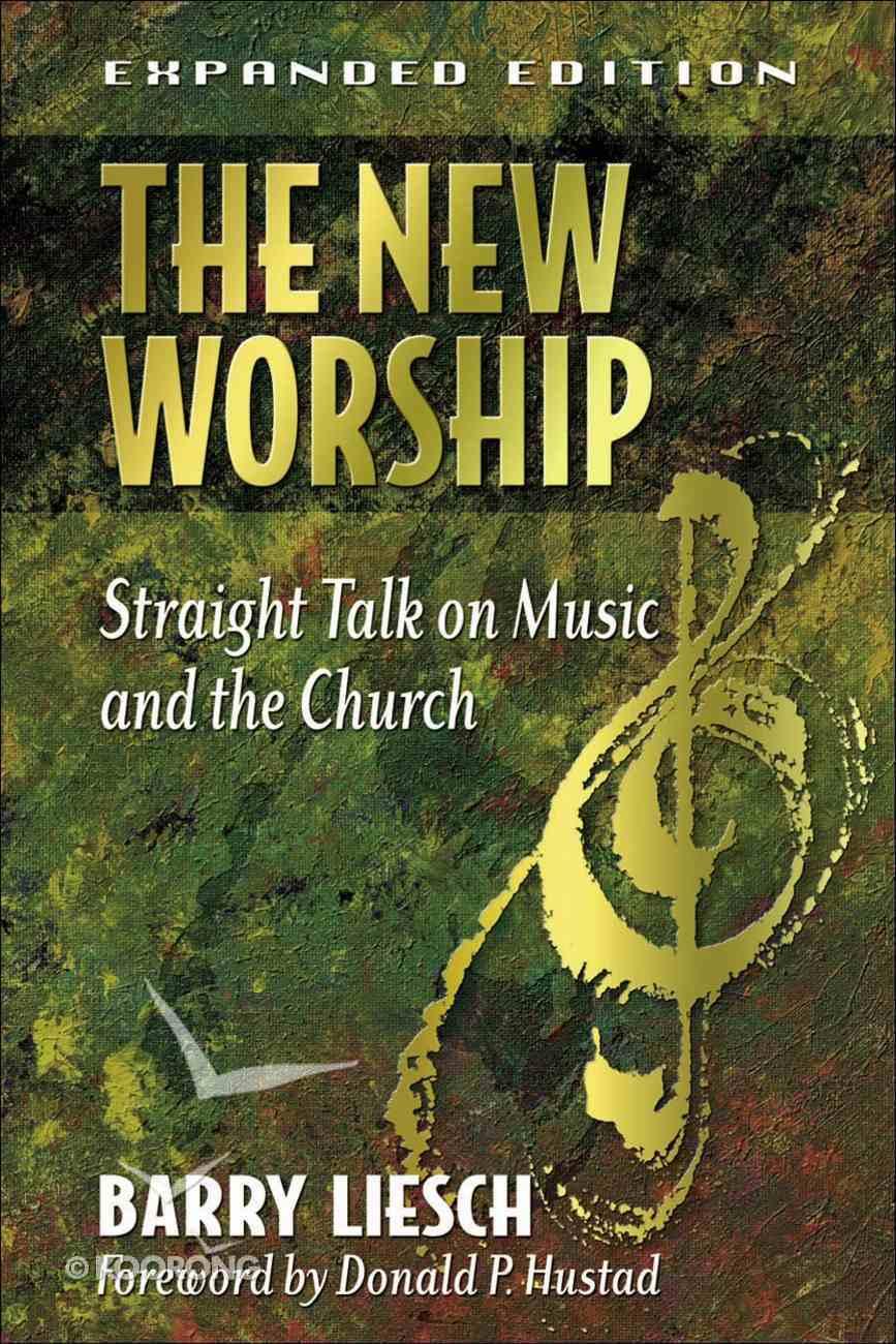 The New Worship eBook