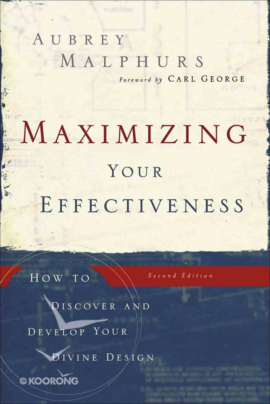 Maximizing Your Effectiveness (2nd Edition) eBook