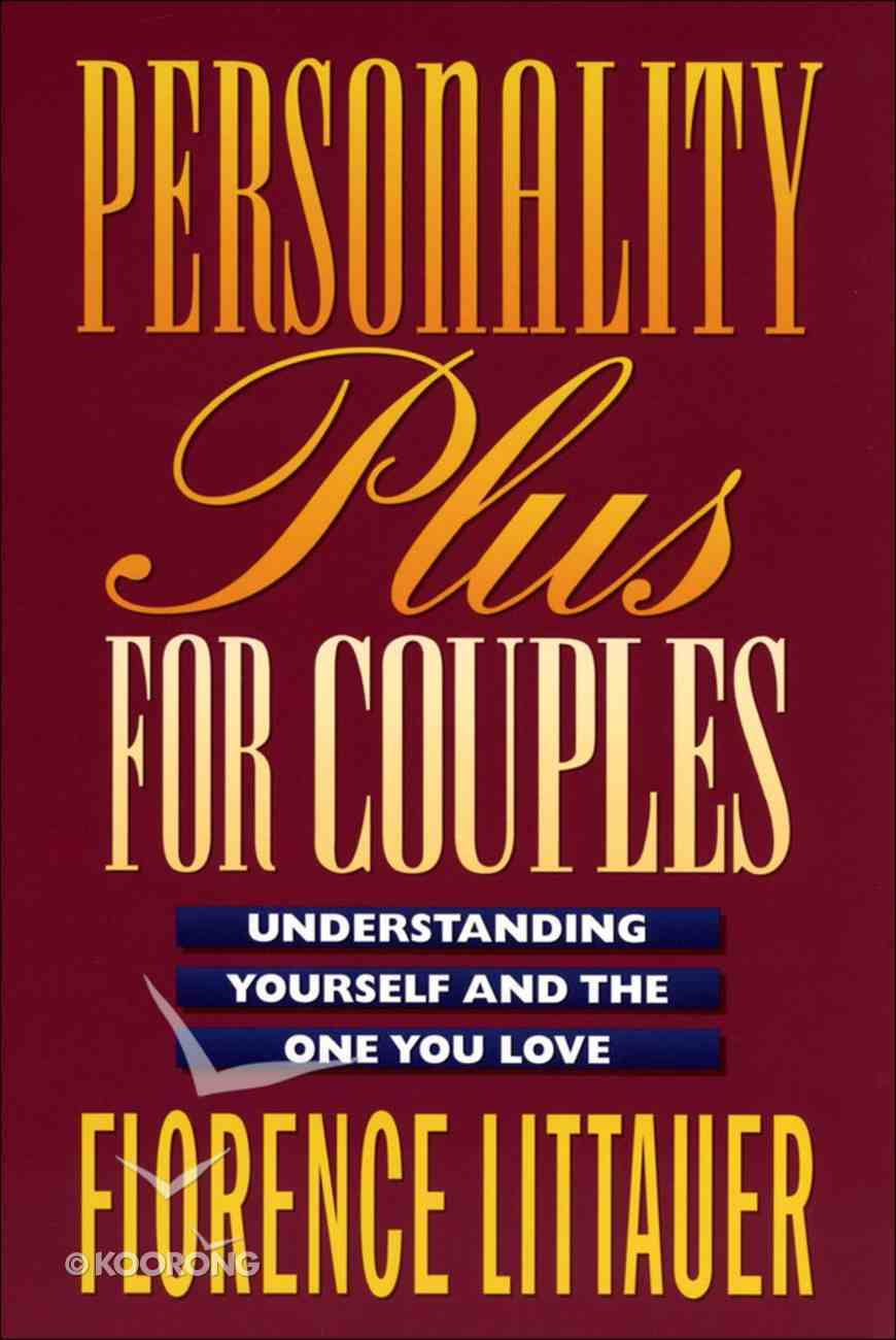 Personality Plus For Couples eBook