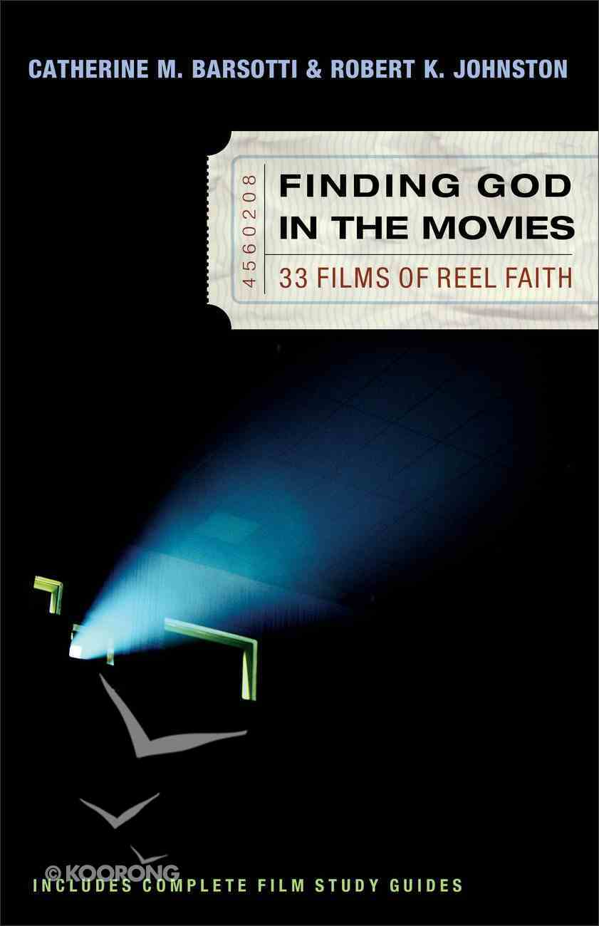 Finding God in the Movies eBook