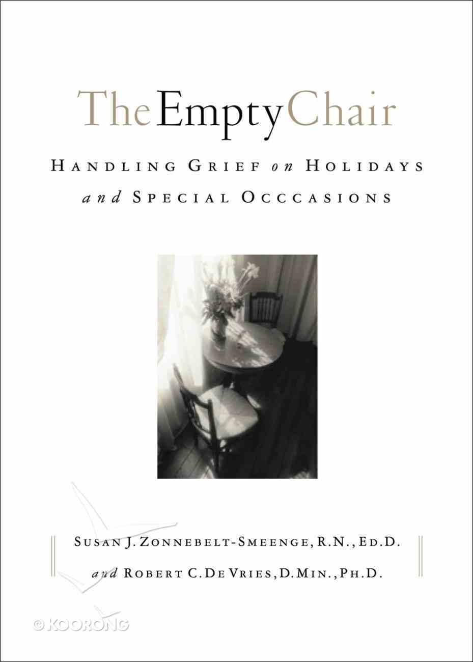 The Empty Chair eBook
