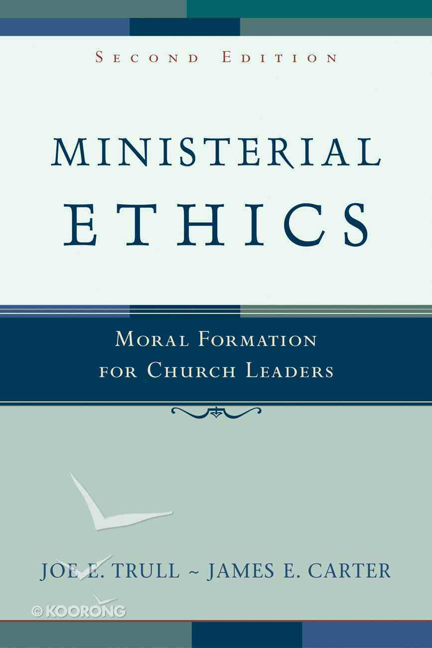 Ministerial Ethics (2nd Edition) eBook