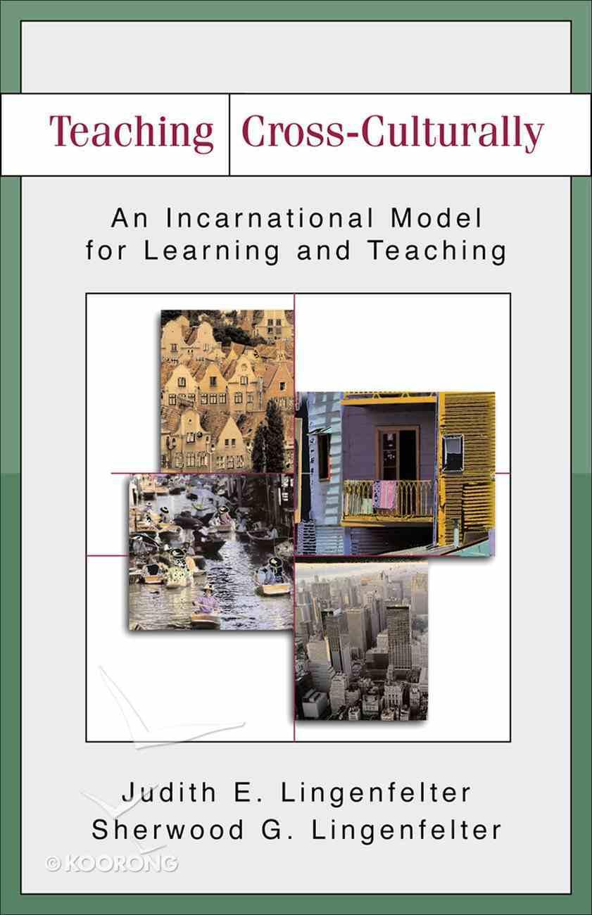 Teaching Cross-Culturally eBook