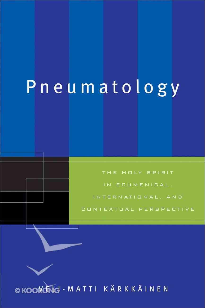 Pneumatology eBook