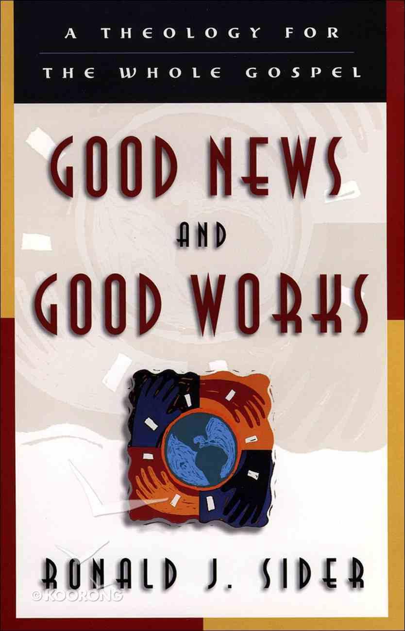 Good News and Good Works eBook