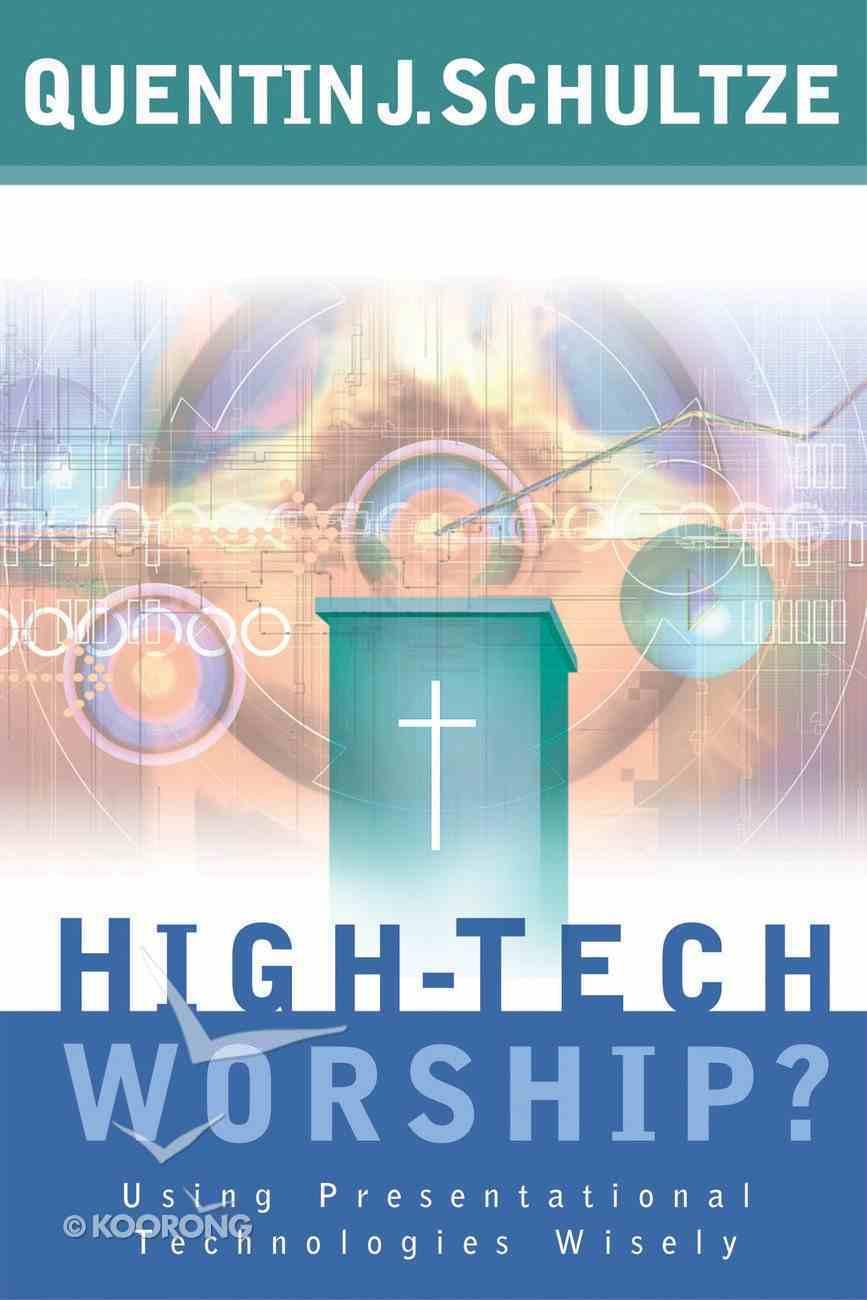 High-Tech Worship eBook