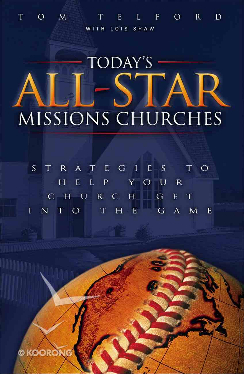 Today's All-Star Missions Churches eBook