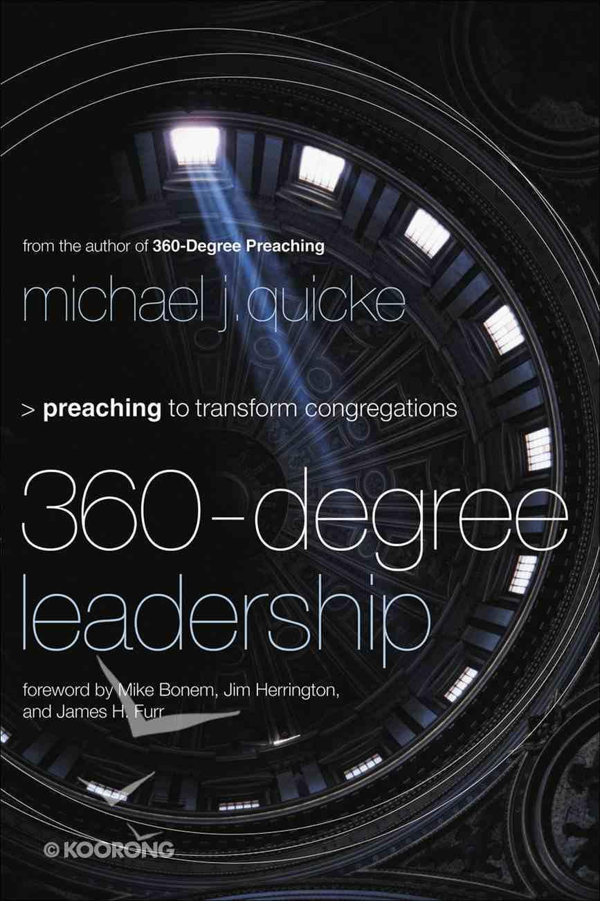360-Degree Leadership eBook