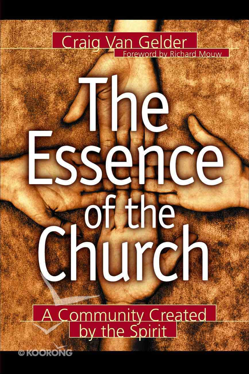 The Essence of the Church eBook