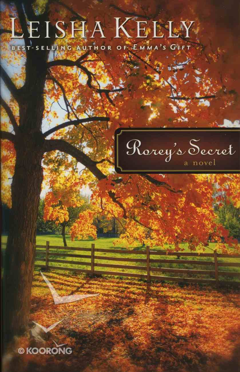 Rorey's Secret (#01 in Country Road Chronicles Series) eBook