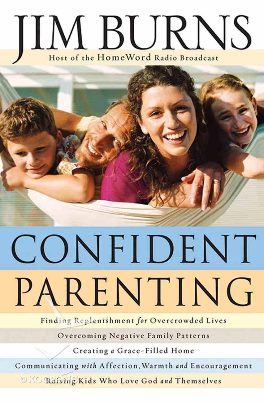 Confident Parenting eBook