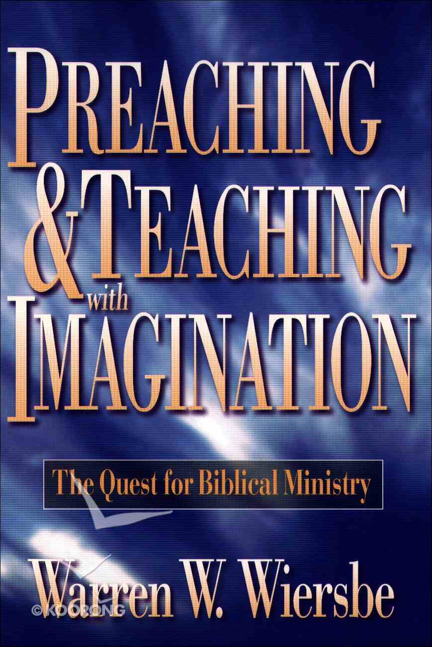 Preaching and Teaching With Imagination eBook