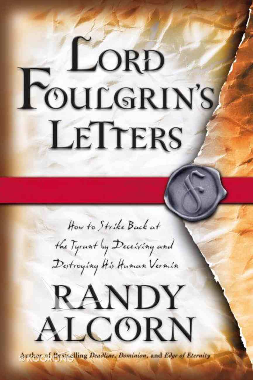 Lord Foulgrin's Letters eBook