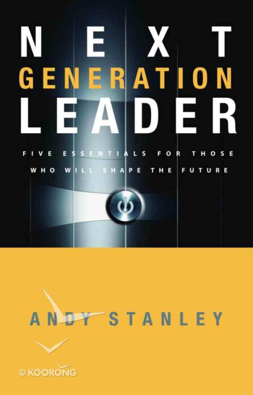 Next Generation Leader eBook