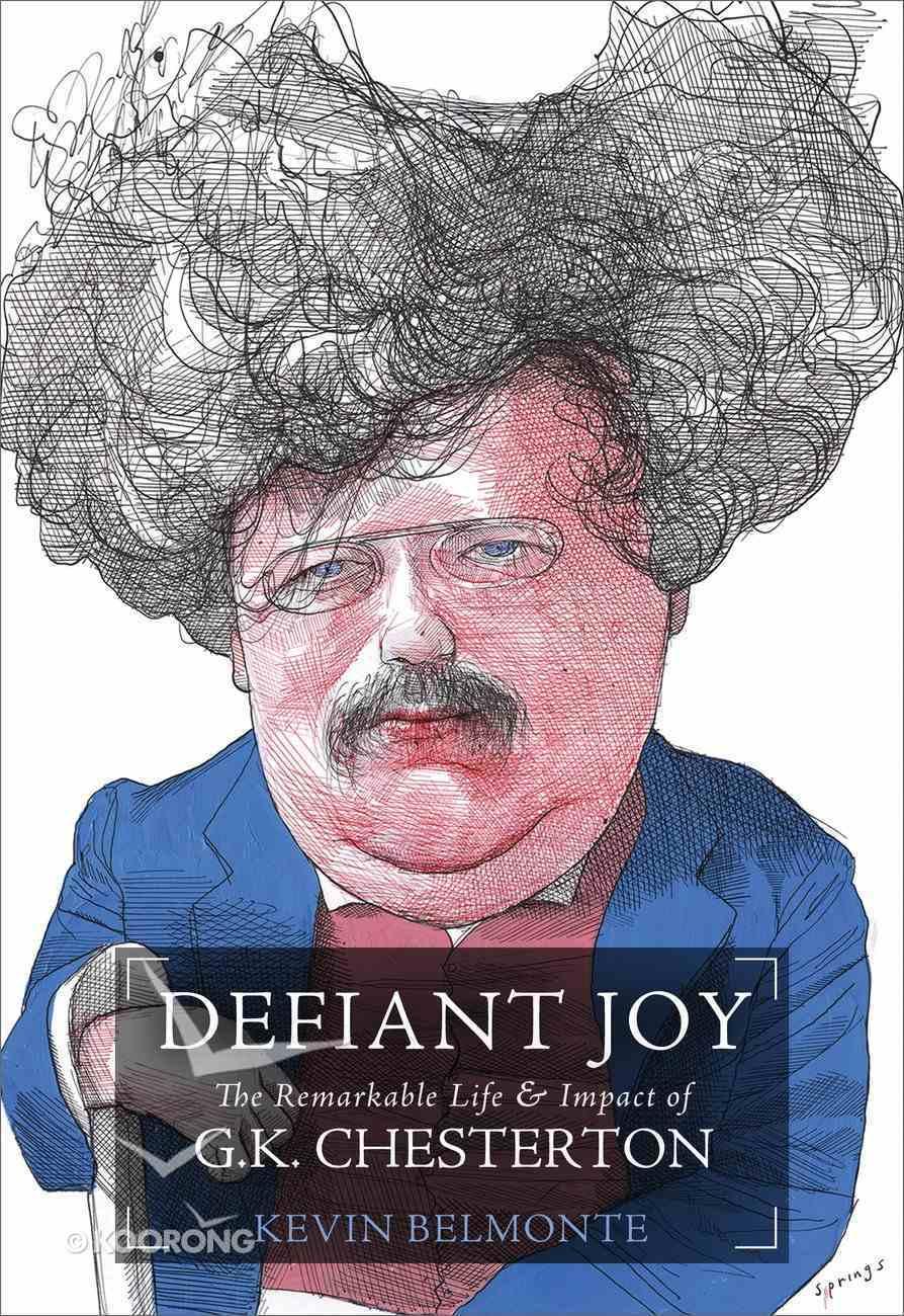 Defiant Joy eBook